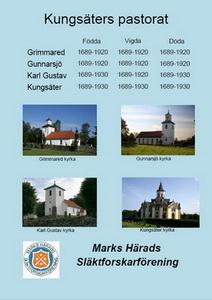 MHSF-CD - Kungsäter Pastorat